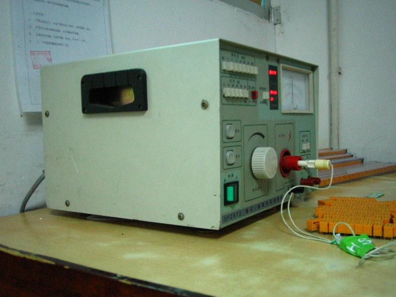继电器耐压绝缘测试仪