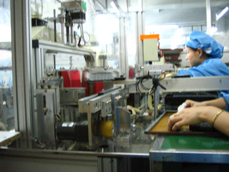 自制自动耐压测试仪