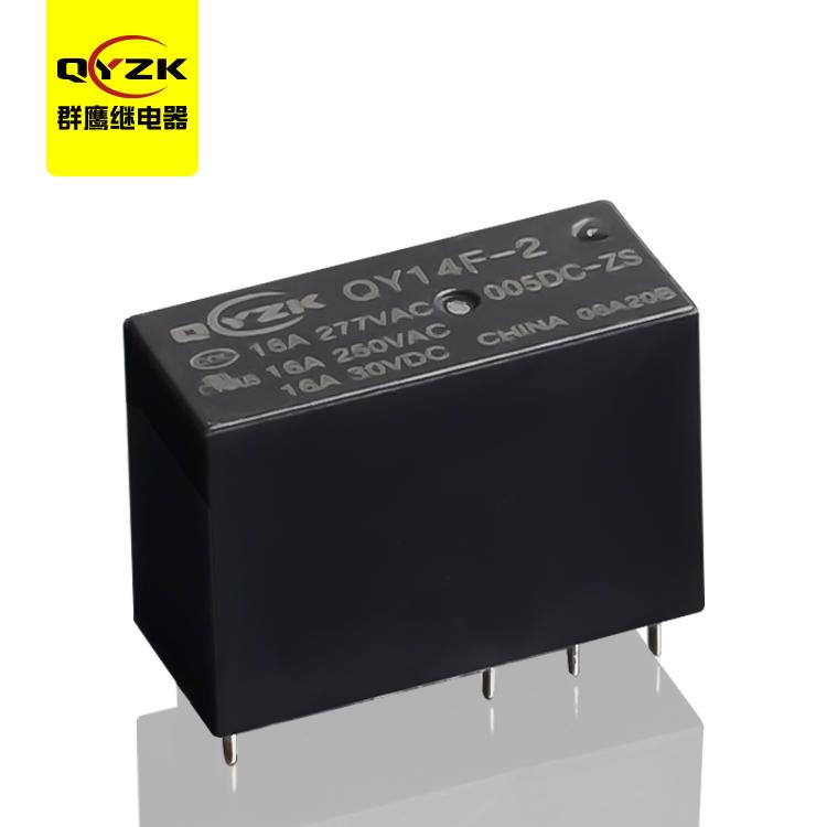 QY14F-2-012DC-ZS继电器