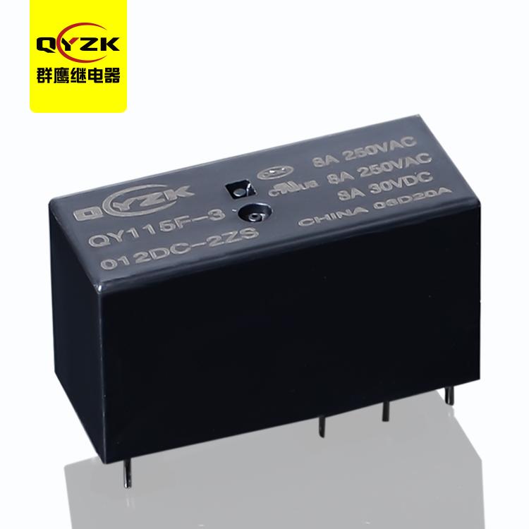QY115F-3-012-2ZS继电器