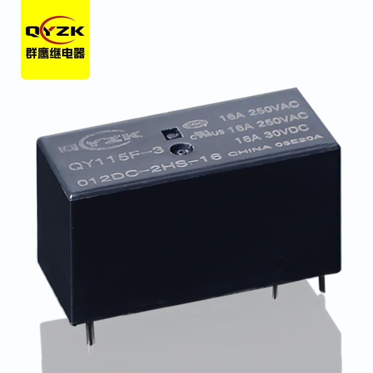 QY115F-3-024DC-2HS-16继电器