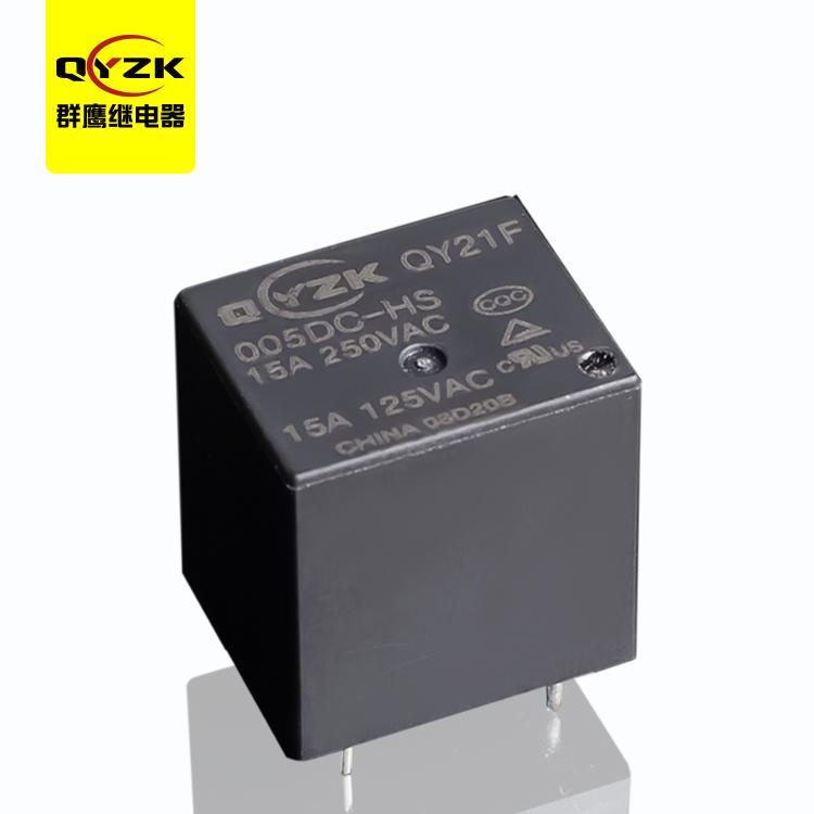 QY21F-012DC-HS继电器