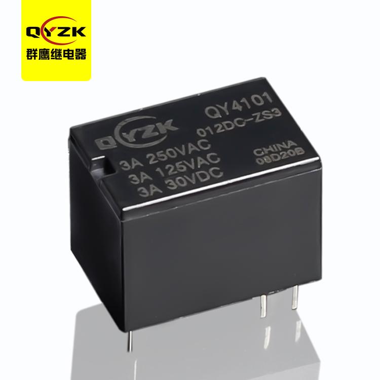 QY4101-012DC-ZS3继电器